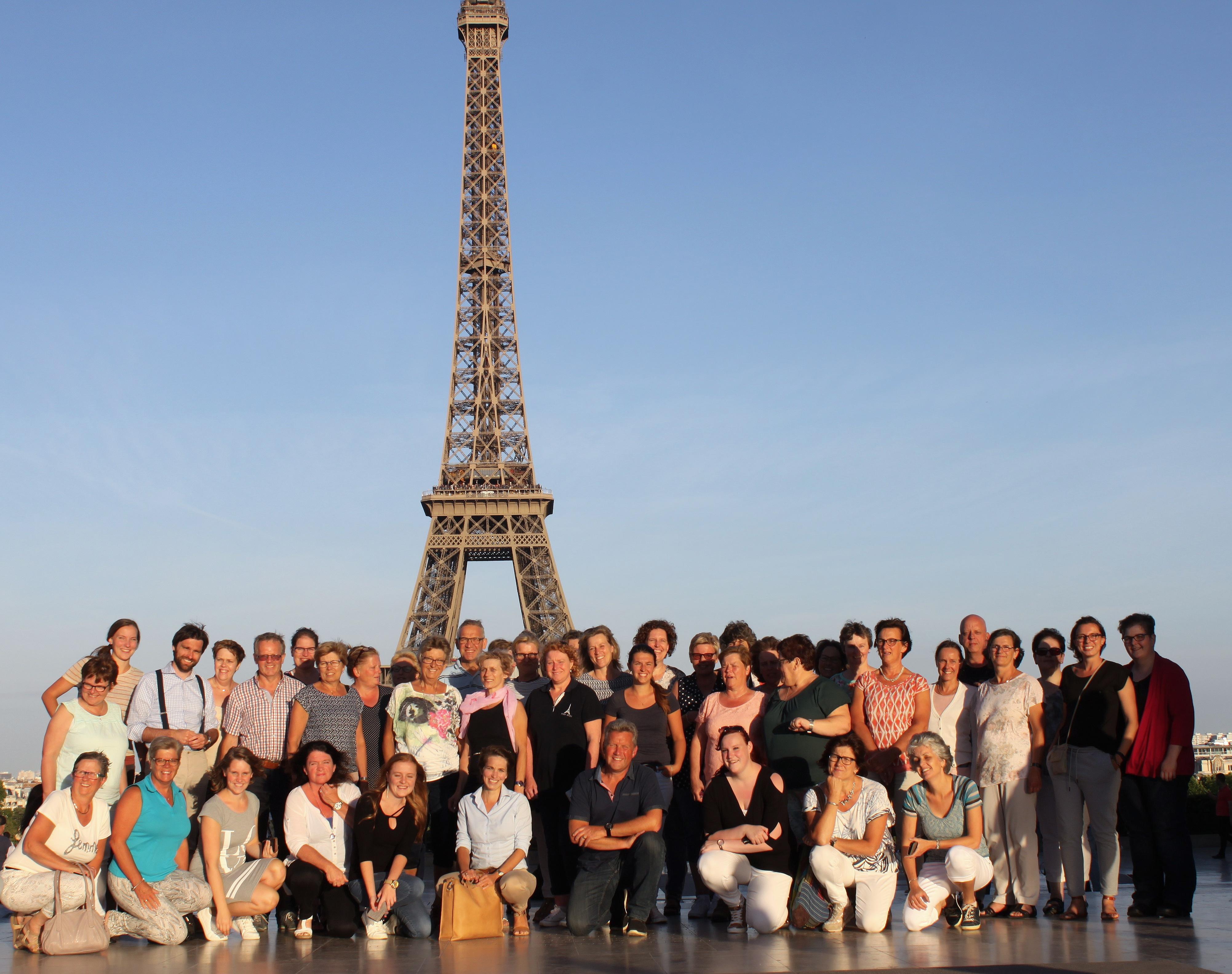 We Believe in Parijs